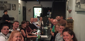 Theology on Tap 2.0 (2015)